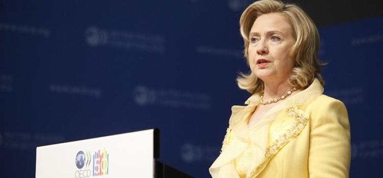 Hillary Clinton Wins Illinois Democratic Primary