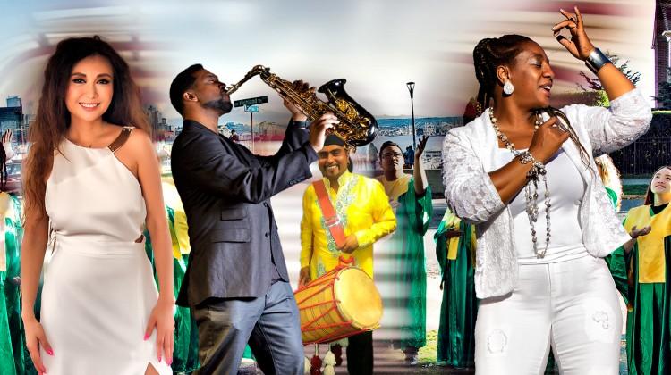 'Jasmine' New Opera Reggae Fusion From Jane Maria and Toyin Adekale
