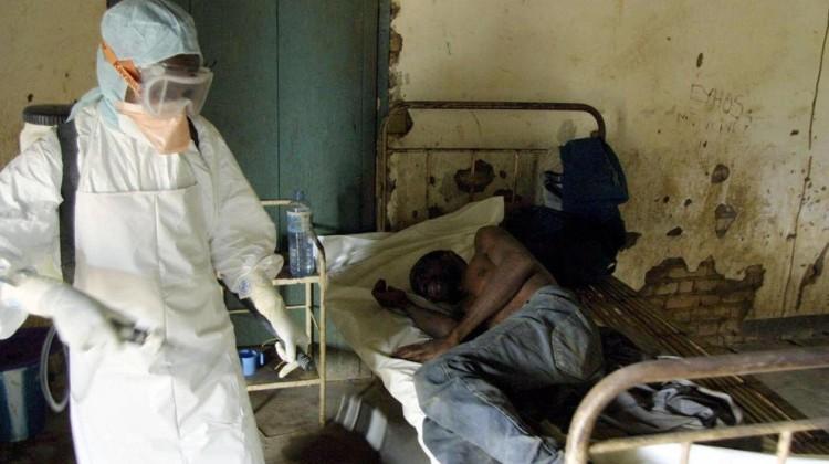 Ebola Cuts a Dangerous Swath