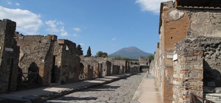 Mt. Vesuvius Did not Destroy Everything