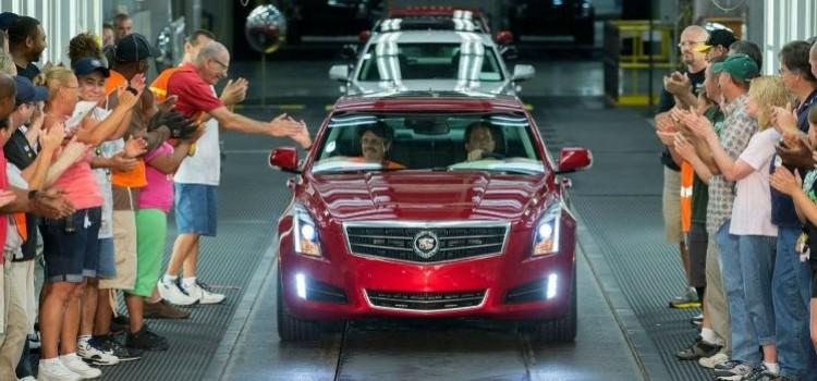 General Motors Recalls Cadillac ATS Sedans