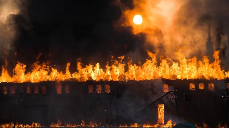 Predawn Fire in Saudi Arabian Hospital Kills 25
