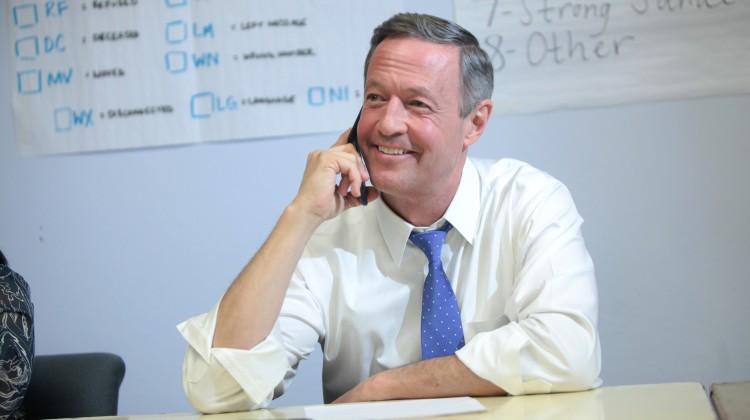Martin O'Malley Suspends His Presidential Bid