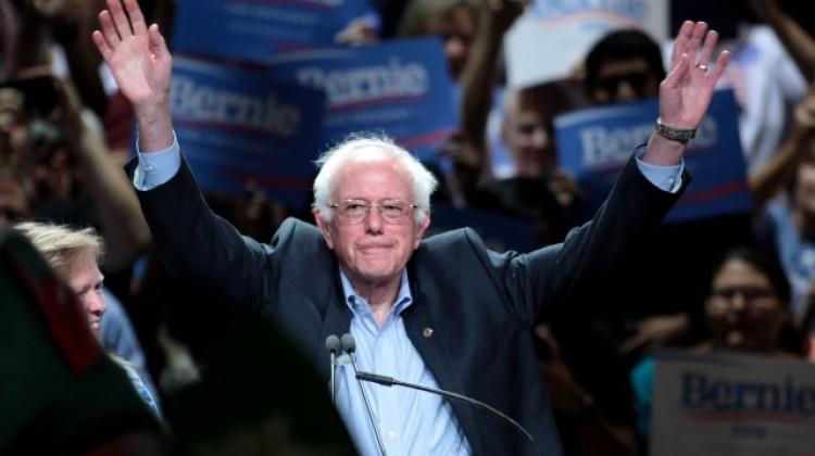 Bernie Sanders Takes Vermont