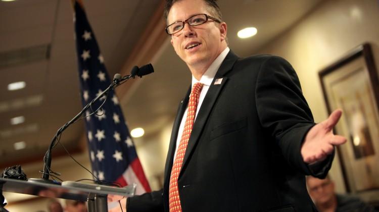 Republican Legislator John Moore Seeks Re-Election as Libertarian