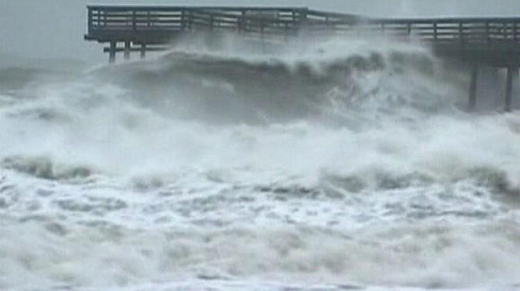 Hurricane Irma Threatens Florida